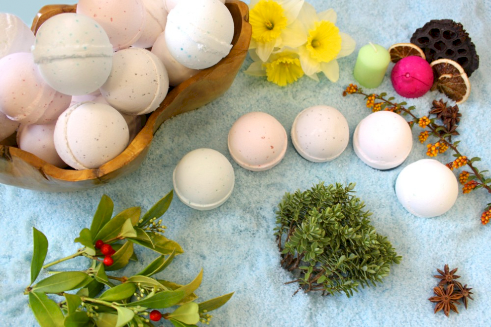 Wholesale aromatherapy bath balls
