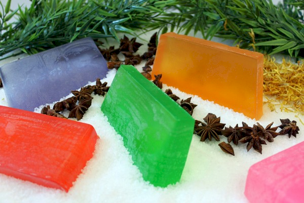 Wholesale Aromatherapy Soap Loaves