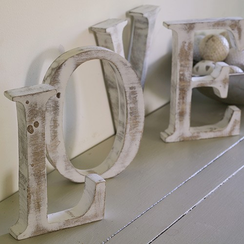 Wholesale Wooden Letters