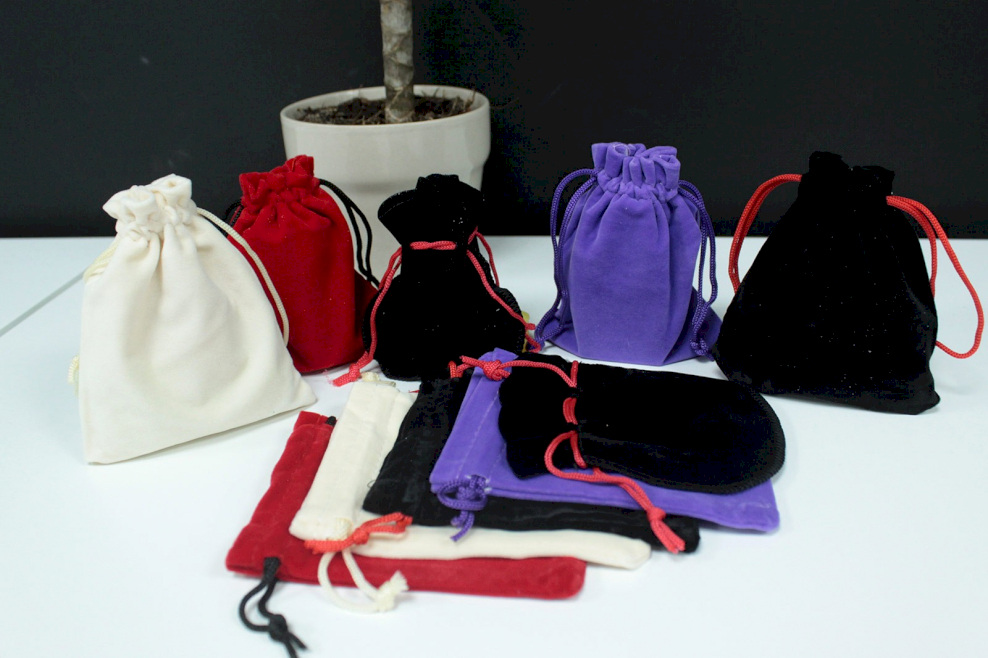 Wholesale Velvet Pouches
