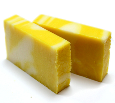 Lemon Olive Oil Soap