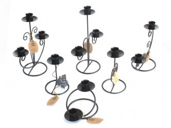Wholesale Iron Candle Holders