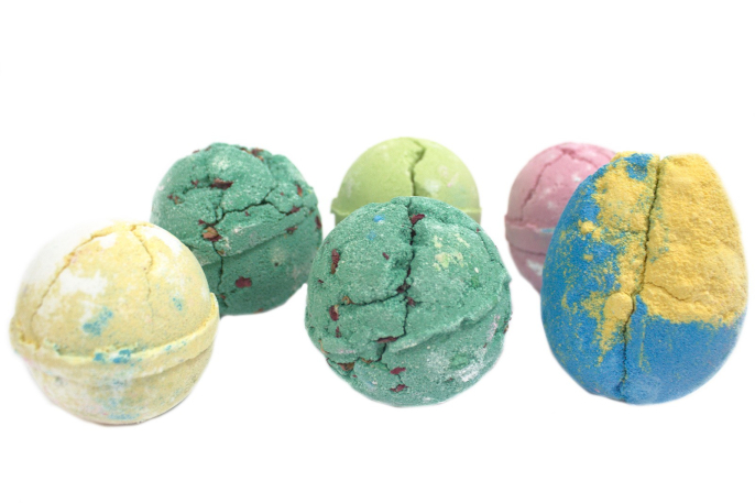 Wholesale Misshaped Bath Bomb