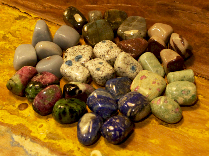 premium tumble stones wholesale