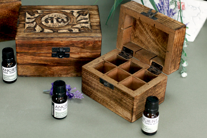 wholesale aromatheraphy  boxes