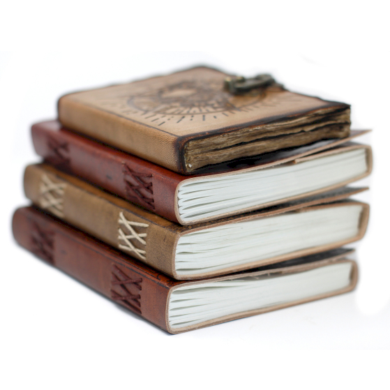 wholesale leather bound journals