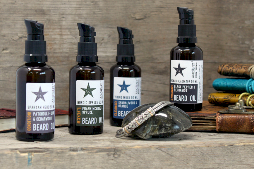 Wholesale Beard Oil