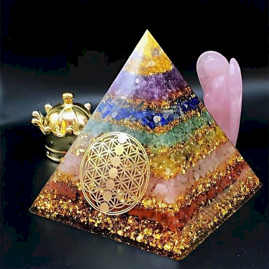 Wholesale Orgonite Pyramid
