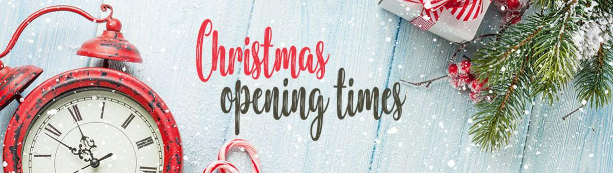 Christmas Opening times Ancient Wisdom