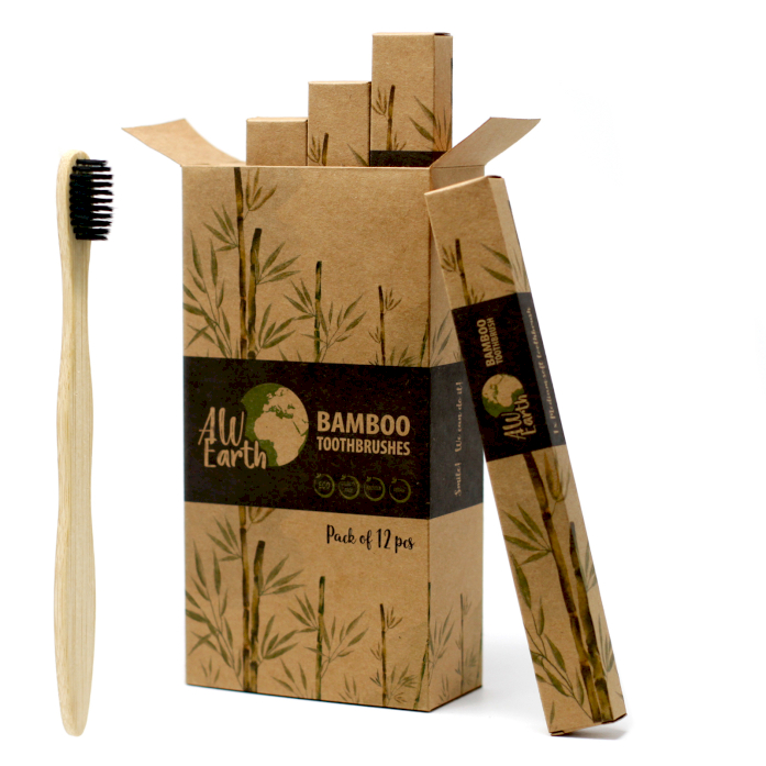 Bamboo Toothbrush Ancient Wisdom Giftware Wholesale