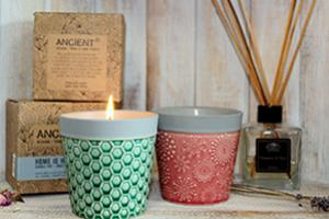 Home is Home Soy Candle Pots