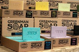 Wholesale Greeman Soaps