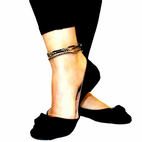 Wholesale 925 Silver Ankle Chains
