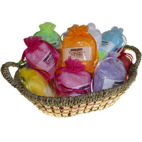 Wholesale Aromatherapy Bath Portions